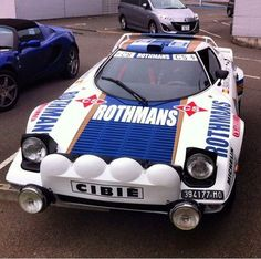 Lancia Stratos De Bagration 1982 Course Automobile, Lancia Delta, Rally Car, Car And Driver, Amazing Cars, Courses, Hot Cars, Cars And Motorcycles, Race Cars