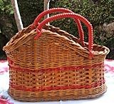 Pannier Basket イギリスアンティークチャイルドバスケット、wickerbasket インテリア 雑貨 家具 Antique ¥12000yen 〆06月06日