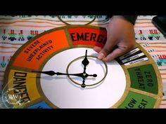 MACUSA Clock DIY by Amellali  | Fans of J.K. Rowling's Wizarding World