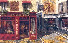 Artist Viktor Shvaiko's Memories de Provence Suite