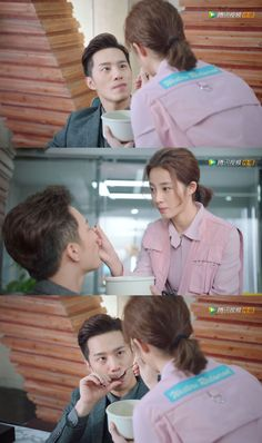 Chinese Drama My Girlfriend is an Alien Episode 3 Recap - Xiao Qi falls and leans on him, finding warmth in him. Drama Korea, Korean Drama, Dragon Day, Chines Drama, Unexpected Love, Alien Girl, Secret Crush, Asian Cute, Braids For Short Hair