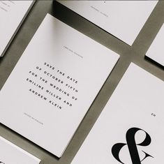 How to incorporate the timeless aesthetic and art of minimalism in wedding style and design. via Truly and Madly