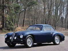 alfa romeo 6c 2500 villa d'este - 1949 Maintenance/restoration of old/vintage vehicles: the material for new cogs/casters/gears/pads could be cast polyamide which I (Cast polyamide) can produce. My contact: tatjana.alic@windowslive.com