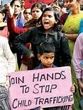 Yes, STOP CHILD TRAFFICKING