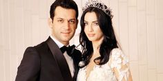 Murat Yildirim and Imane Elbani Gets Married | Turkish Celebrity News