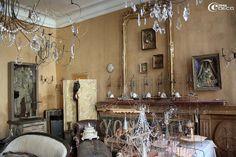Be Enchanted At Vox Populi - Vicki Archer Vintage Interiors, French Interiors, Swedish Interiors, Provence, Vox Populi, Paris Apartments, French Decor, Commercial Interiors, Beautiful Space