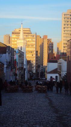 Largo da Ordem. Curitiba/PR