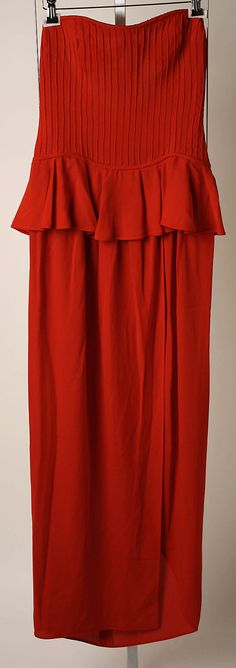 Evening ensemble - Valentino - 1970