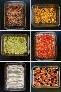 Tackle-Worthy 7-Layer Dip