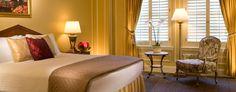 Biltmore Hotel bedroom