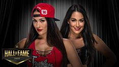 Nikki & Brie Bella will be inducted into the WWE Hall of Fame as part of the Class of Wwe Lucha, Wwe Backstage, Kevin Nash, Wwe Couples, Nikki And Brie Bella, Stephanie Mcmahon, Daniel Bryan, Charlotte Flair, Lucha Libre
