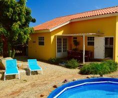 Vakantiewoning Aruba, Noord - Huurwoning Aruba, Noord - Stagewoning Aruba, Noord Borancana Villa Rental