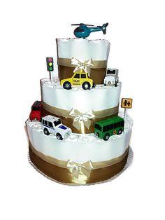 Kisfiú érkezésére készült... :) #pelenkatorta #egyedipelenkatorta #diapercake #babaváró #ajándékötlet #itsaboy Baby Shower, Cake, Desserts, Food, Pie Cake, Tailgate Desserts, Pie, Deserts, Baby Showers