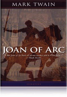 WORLD HISTORY & LIT / RELIGION~ Joan of Arc  by Mark Twain &  Beautiful Feet Books'  medieval study guide -  http://bfbooks.com/Study-Guides