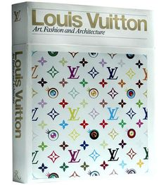 7 glam coffee table books  1. Louis Vuitton: Art, Fashion and Architecture   Price: $65  Details: Between the covers, you'll find essays and photos of recent collaborations between Vuitton and luminaries from the art and architecture world such as Zaha Hadid, Takashi Murakami and David LaChapelle, under the direction of once-chunky, now-hunky fashion superstar Marc Jacobs.