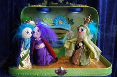 Prinsessa på erten. fantasifantasten.no - inspirasjon til alle som jobber med barn