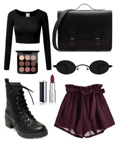 """Cold ☹️😭"" by yanamur on Polyvore featuring мода, Madden Girl и Givenchy"