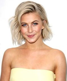 Julianne Hough's new pink hair is impossibly pretty