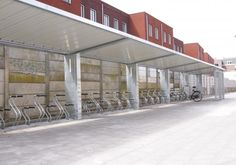 T-Hide cycle shelter