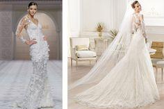 Una de mis obsesiones son los vestidos de novia con tatuaje #bodas #elblogdemaríajosé #vestidonovia #vestidonoviatatuaje #tendencias #looknovia #weddings #brides