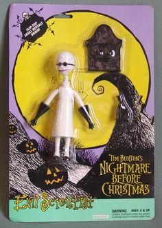 1993 Hasbro Nightmare Before Christmas Evil Scientist