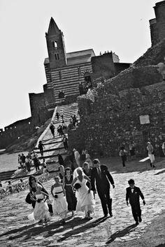 Destination wedding - Portovenere, Liguria, Italy
