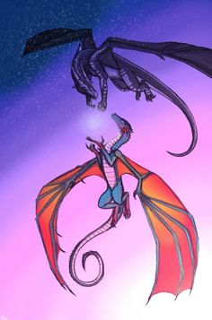 My favorite wings of fire  Ship!