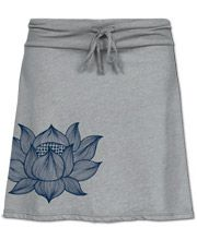 Organic Cotton Yoga Skirt #letlifeflow  #soulflowercontest