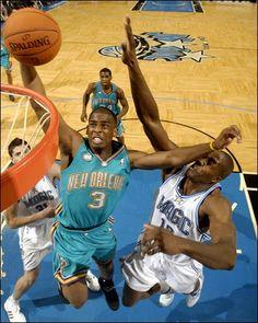 Chris Paul New Orleans Hornet