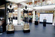 """O Barra Shopping preparou uma surpresa para os amantes dos mistérios da terra dos faraós. Trata-se da exposição """"Segredos do Egito"""", em cartaz de 25 de agosto a 21 de setembro, com entrada franca."""