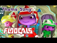 Floogals, Kids Songs: Floogals Theme Song | Universal Kids - YouTube Kids Songs, Theme Song, 4th Of July, Finding Yourself, Youtube, Baby, Independence Day, Nursery Songs, July 4th