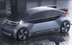 Volvo Self Driving Car Concept Volvo 360, Volvo Cars, Futuristic Cars, Futuristic Vehicles, Car Sketch, Car Drawings, Self Driving, Transportation Design, Future Car