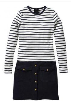 d96d9b69278 Gant dress - love this Combo Dress, Online Collections, Michael Bastian,  Blouse,