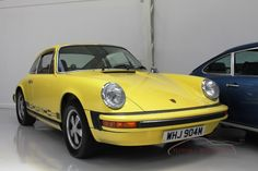 A superb example of the classic 1974 Porsche 911. Exceptionally original inside and out: 42,000 miles with full history and original paint. Left hand drive, as Doctor Porsche designed. Perfect for European touring in effortless '70s style. Call us for more details on 01295 750 514.
