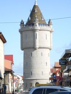 #Drobeta-Turnu #Severin (Romania), Water tower