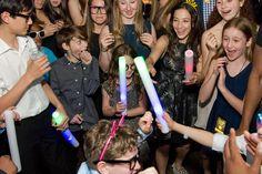 Dance Floor LED sticks and Headbands