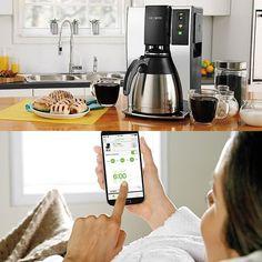 WeMo Smart Brew Mr. Coffee Coffeemaker
