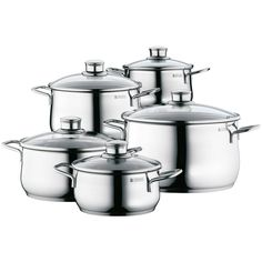 Rapture 5pc Non Stick Die Cast Oven Hob Casserole Dish Stockpot Cooking Pan Cookware Set Save 50-70% Bakeware & Ovenware Pan Sets