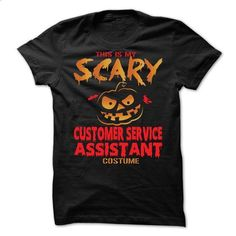 Halloween Costume for CUSTOMER-SERVICE-ASSISTANT - #tshirt bemalen #cowl neck hoodie. ORDER HERE => https://www.sunfrog.com/No-Category/Halloween-Costume-for-CUSTOMER-SERVICE-ASSISTANT.html?68278