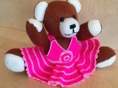 Dressed Large Brown Bear 4