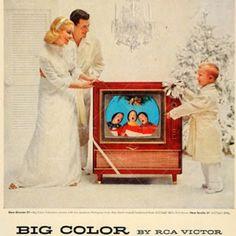 Vintage TV Ads http://vintage-everyday.blogspot.com