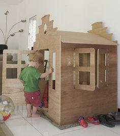 cabane d'intérieur