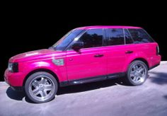 HOT PINK ROVER♥♥♥