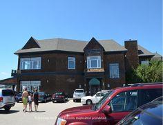 Sunday Brunch on the Beach: Atlantic Beach Club in Middletown, Rhode Island