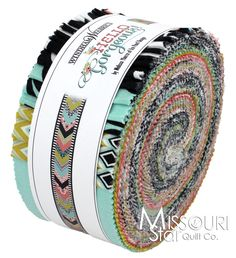 Hello Gorgeous Jelly Roll from Missouri Star Quilt Co