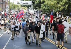 Journalists covering the racial violence in Charlottesville, Virginia face challenges as they choose words, images and sounds. This is not a time to sanitize the cost of hate, and it is not a time …