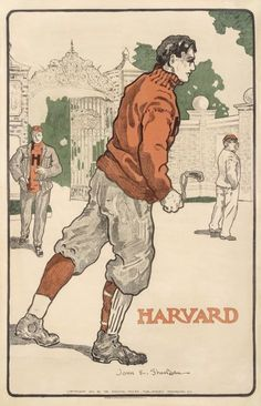Harvard (Football) ~ John Sheridan