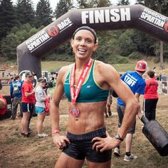 How to Train For Your First Mud Run- if you feel like an intense challenge!