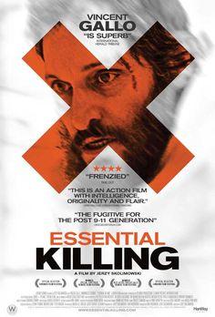 Essential Killing 2010 Director: Jerzy Skolimowski Stars: Vincent Gallo, Emmanuelle Seigner Poland   Norway