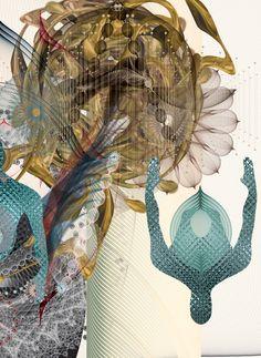 elements/ works 2011 by Cristian Boian, via Behance